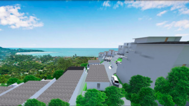 Emerald Bay View: Your New Sea View Pool Apartment Development in Lamai