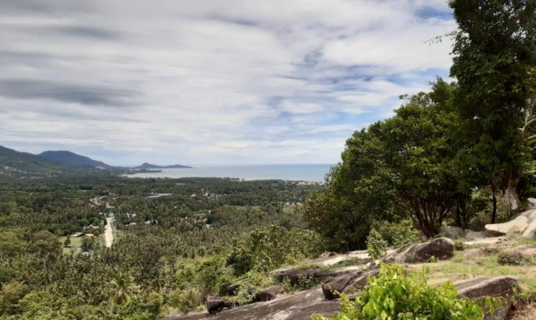 Affordable Sea View Land Plot in Laem Set